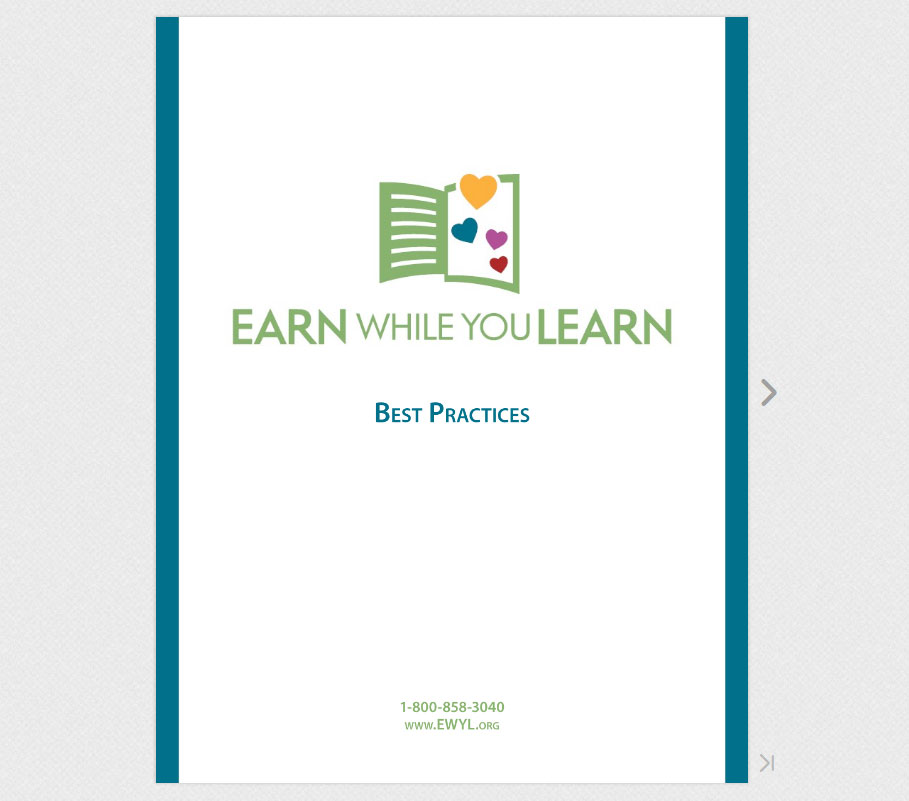 EARN WHILE YOU LEARN - Home Page